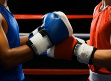 Meet the Winners at the 2018 Uzbekistan Boxing Championship