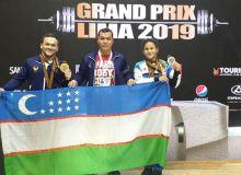 Тяжелоатлеты Узбекистана успешно стартовали на международном соревновании из серии Гран-При