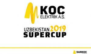 Турецкая компания КОС – главный спонсор Суперкубка Узбекистана-2019