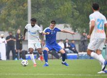 Национальная сборная Узбекистана с крупным счётом проиграла «Зениту»