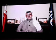 Shaikh Salman pays tribute to the late Mirabror Usmanov