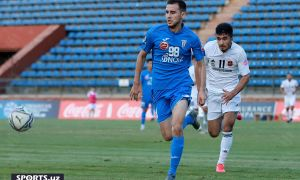FC Bukhara escape from a defeat to FC Surkhon