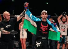 Махмуд Мурадов одержал победу в заключительном бою турнира XFN
