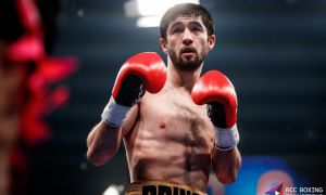 Ravshanbek Umurzakov to fight on November 7th in Russian