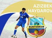 Азиз Хайдаров покинул расположение сборной и отправился в ОАЭ