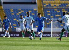 Сборная Узбекистана сыграла вничью с Сенегалом