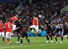 Россия - Хорватия 2:2 (видео)