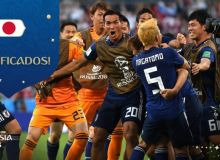 Колумбия ва Япония плей-оффда, Сенегалга сариқ карточка панд берди