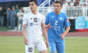 Match Highlights. FC Andijan 2-2 FC Dinamo