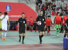 Матч Сингапур – Узбекистан рассудит бригада судей из Китая