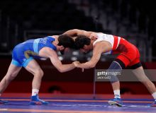 Uzbek wrestlers to continue their campaign in Tokyo having a chance of claiming bronze medals
