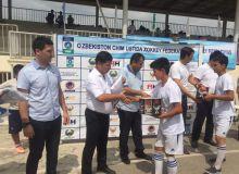 В Андижане завершился Кубок Узбекистана по хоккею на траве