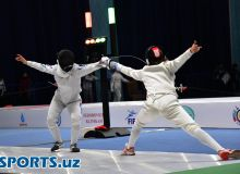 Photo Gallery. Open Central Asia Fencing Confederation Championship | Opening Day