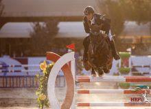Всадники Узбекистана вышли в финал «FEI World Jumping Challenge»