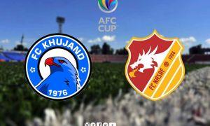 «Насаф» сегодня сыграет против клуба из Таджикистана в Кубке АФК