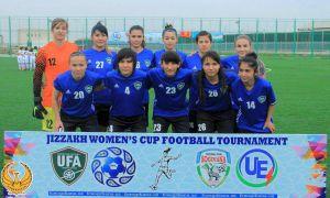 Uzbekistan women's U-23 team beat FC Sogdiana-W with a 3-0 victory