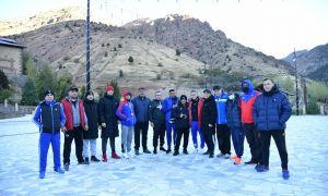 Бокс: Узбекистан и Куба начали совместные тренировки (Фотогалерея)