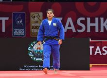 Матниязова в финале, ещё трое дзюдоистов будут бороться за бронзу