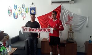 Davron Khoshimov returns to FC Navbahor signing a 18-month contract