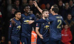 """""""Арсенал"""" - """"Манчестер Юнайтед"""" 1:3 (видео)"""