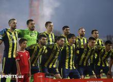 Суперлига: «Пахтакор» разгромил «Динамо»