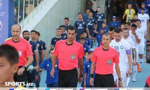 Видеообзор матча «Пахтакор» - «Бухара»