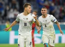 Евро-2020. Бельгия устидан ғалаба қозонган Италия ярим финалда!
