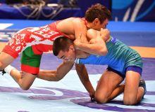 В Навои стартовал чемпионат Узбекистана по спортивной борьбе