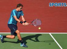 Денис Истомин успешно стартовал на турнире в Испании