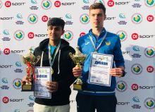 Теннис бўйича Ўзбекистон чемпионати ғолиблари аниқланди