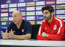 Al Rayyan head coach Gilson de Souza remembers his praise for FC Lokomotiv
