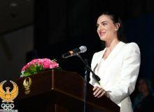 Елена Исинбаева: НОК Узбекистана один из лучших в мире