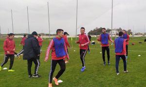 FC Navbahor claim a 2-0 win overFC West Armenia