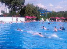 В Ташкенте прошли соревнования по плаванию