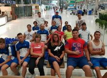 Наши легкоатлеты отправились в Таиланд для участия в ЧА (Фото)