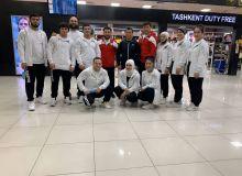 Наши тяжелоатлеты отправились во Владивосток