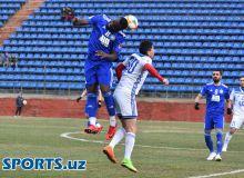 Photo Gallery. FC Pakhtakor secure a 1-0 win over FC Surkhon
