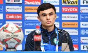 Жавоҳир Сидиқов: Футболчиларнинг ишончи юқори