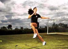Тренировка футболистов как один из сложнейших видов двигательной деятельности.