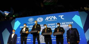 Is there any need to organise a promotion in Uzbekistan? Review of professional MMA tournament
