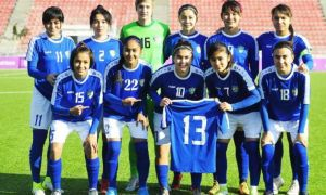 Победный финиш на CAFA U-23 Women's Championship 2019!
