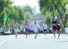 В Самарканде прошел марафон