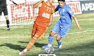 Match Highlights. FC Bukhara 0-0 FC Nasaf