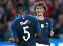 Франция - Боливия 2:0 (видео)