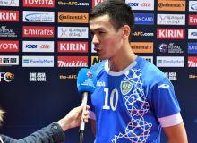 Даврон Чориев: Игра против Таджикистана будет непростой