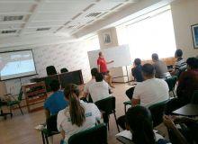 В Ташкенте проходит международный семинар по спортивной акробатике