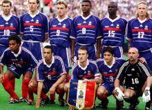 ЖЧ-1998 чемпионлари ФИФА афсоналарини мағлуб этишди (видео)