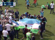 Воспитанники детских домом из Узбекистана - чемпионы мира по футболу