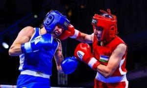 Вчера на чемпионате мира боксу среди военнослужащих прошли полуфинальные поединки среди девушек