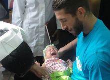 Respect! Рамос бир кунда Unicef'га 1,5 млн евро ҳайрия қилди